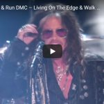 Aerosmith create the BIG MOMENT at Grammy's