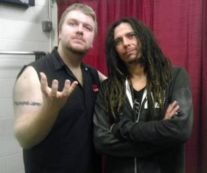 Those Times I Interviewed Munky AND Jonathan Davis of Korn [Video]