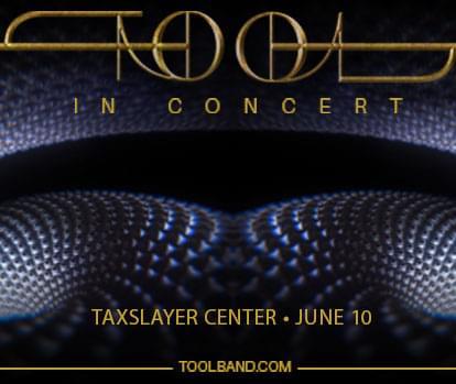 *CANCELLED* TOOL @ TaxSlayer Center