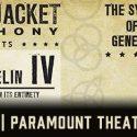 Rock 108 PRESENTS The Black Jacket Symphony @ Paramount Theatre