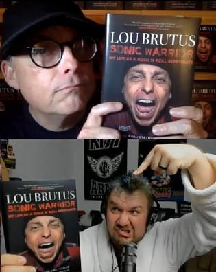 Ned's Coffee & Quarantine with Lou Brutus!