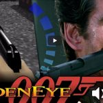 Someone Dubbed 'Goldeneye 007' Video Game Sounds Over the Movie…And It's Perfection.