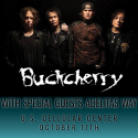 Buckcherry & Adelitas Way @ US Cellular Center