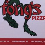Fong's Pizza – New Fruit Loops Breakfast Pizza