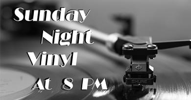 Take the Sunday Night Vinyl Poll