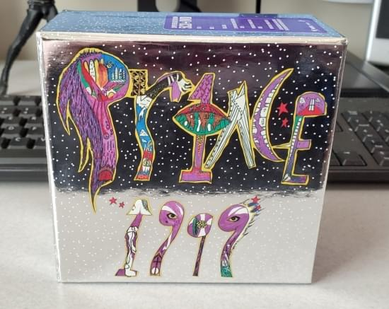The new Prince: 1999 Super Deluxe Edition Box set!