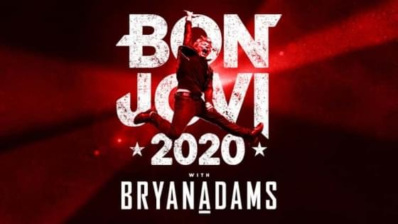 *CANCELLED* Bon Jovi and Bryan Adams