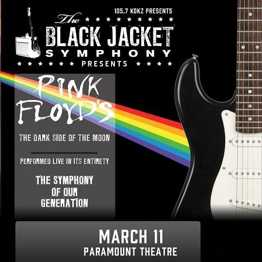 Black Jacket Symphony