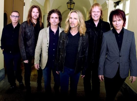 POSTPONED: STYX with special guest Tesla