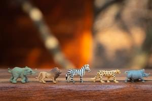 plastic-animal-toys-on-wooden-surface-1319572