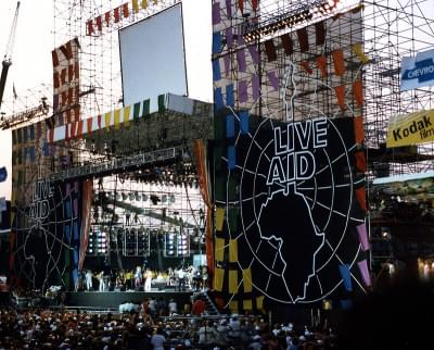 35th Anniversary of Live-Aid