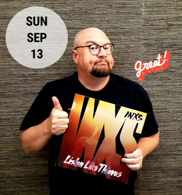 Sunday Night Vinyl 9/13/2020