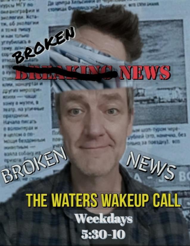 Broken News for 9/21/2020  WWUC