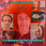 Redhead Appreciation Day!