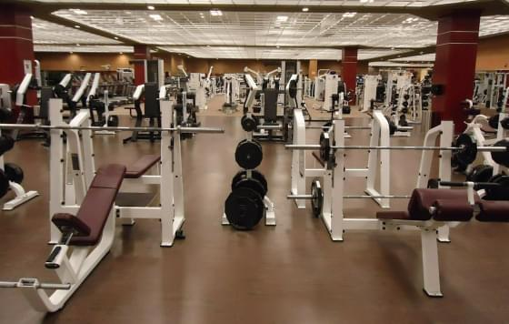 Are you back at the gym yet?
