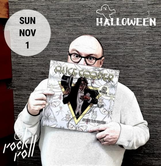 Sunday Night Vinyl 11/1/2020