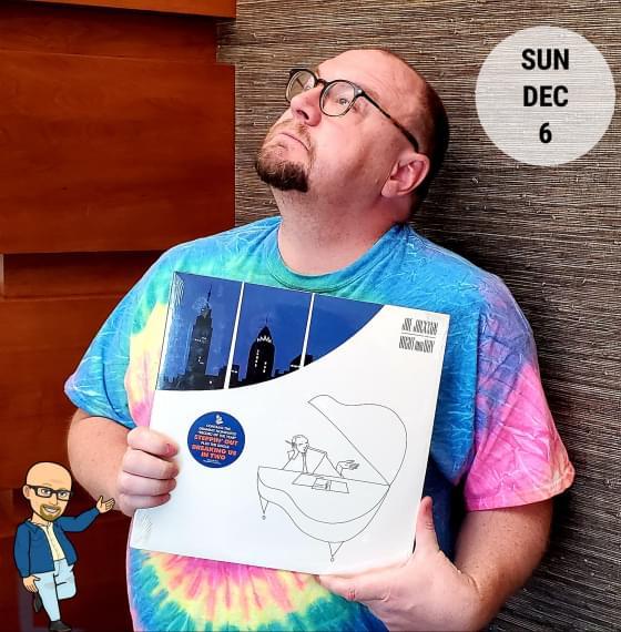 Sunday Night Vinyl 12/6/2020