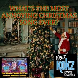 What is the Most Annoying Christmas Song?