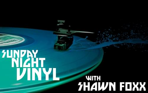Sunday Night Vinyl 1/17/2021