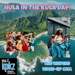 IT'S HULA IN THE COOLA DAY!