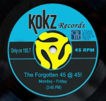 Today's Forgotten 45 @ 45!