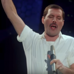 Watch The Unreleased Freddie Mercury Song from 1986, 'Time'