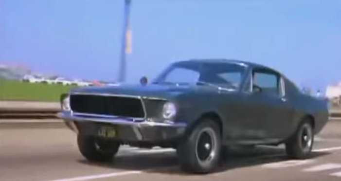 'Bullitt' Mustang Sells For A Pretty Penny