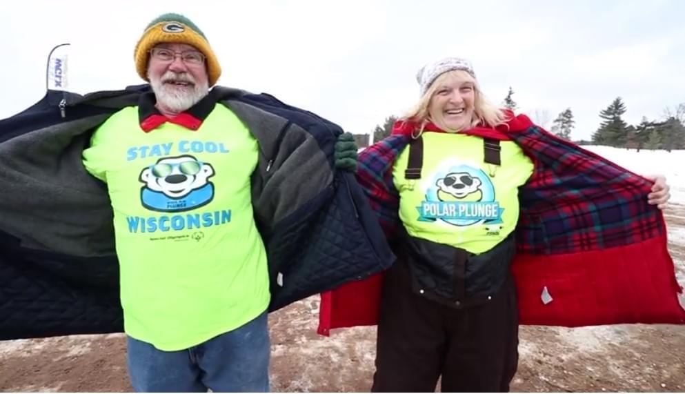polar plunge couple