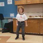 Kid Has All The Moves to Hypnotize the Ladies