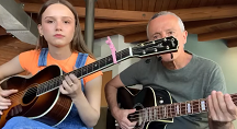 Curt Smith of Tears for Fears and His Daughter Perform an Acoustic Duet of 'Mad World'