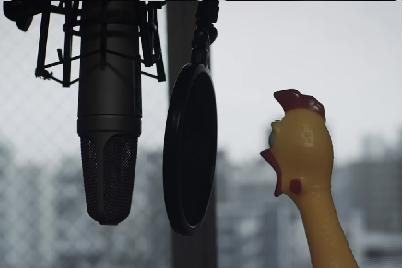 chicken acdc