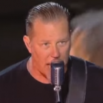 James Hetfield and The News