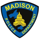 Madison Police Officer Injured In Crash While Responding To Shots Fired Call