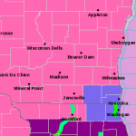 Winter Storm Warning Continues Until Midnight