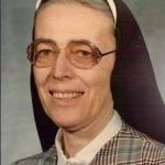Funeral Announcement: Sister Mary Celestine Rupprecht