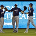 Brewers Run Winning Streak to 4-in-a-Row with 8-3 Decision
