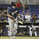 Moustakas Hits 2 HRs, Brewers Minus Yelich Top Marlins 7-5