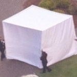 Hailey Bieber Hiding Wedding Dress