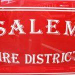 Salem man burned in face when starting recreational fire
