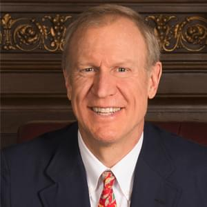 Governor Rauner discusses plans after leaving office
