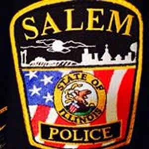 Alma man ticketed for driving on a revoked license after car hits Salem Police squad car