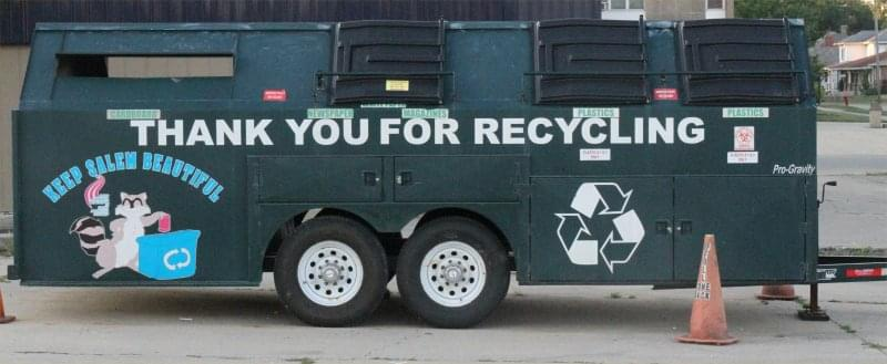 Salem Recycling Center returning