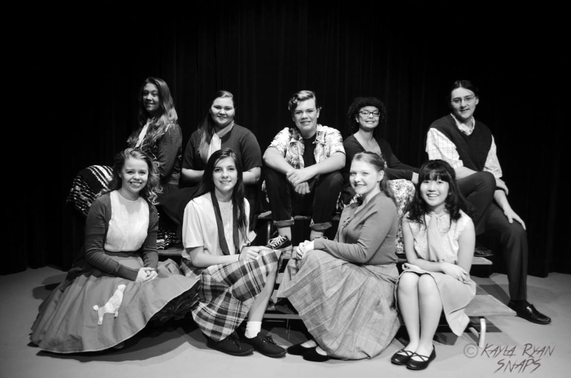 GREASE Opens at the Centralia Cultural Society This Weekend