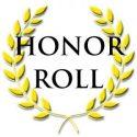 Central City 1st Quarter Honor Roll