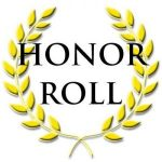 Sandoval Jr/Sr High Honor Roll 2nd quarter
