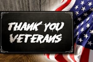 Veterans Day Holiday is Monday; many government offices are closed