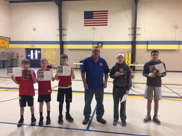 KofC Free Throw Contest