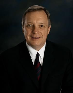 US Senator Dick Durbin still pushing for second stimulus package