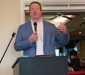 Senator Plummer introduces strong ethics legislation involving the gaming industry