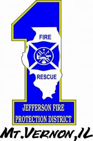 Jefferson Rural Firemen say house used for storage damaged in Saturday afternoon fire